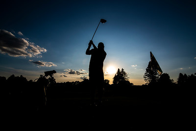 Hogan GS53 Driver at Sunset