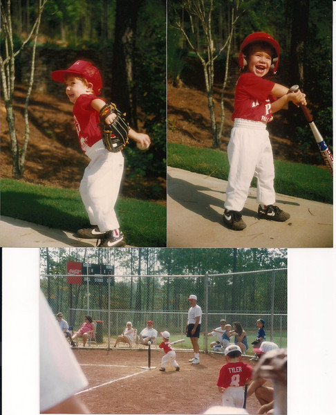 1994 Brandon first tball game 001