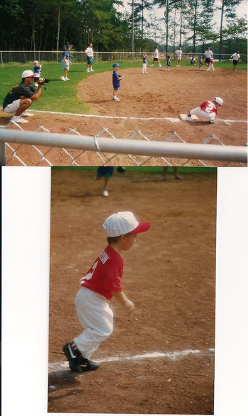 1994 first tball game always played dirt and ran fast 001