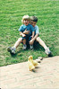 Easter ducks 2000 001