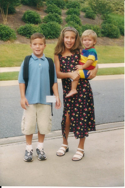 1999 first day school 001