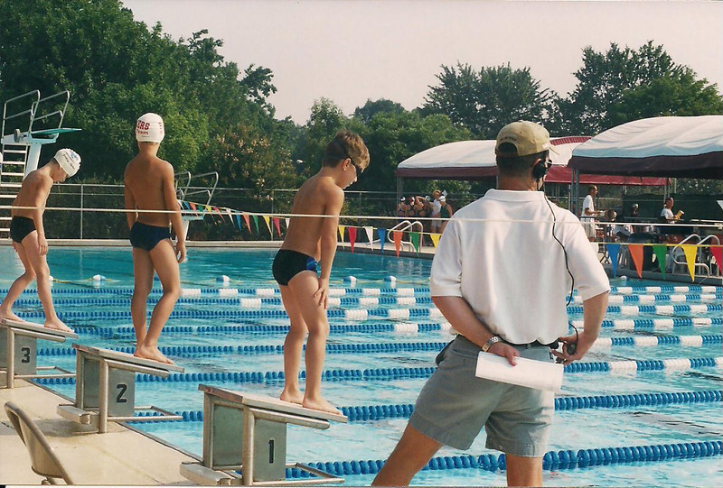 1999 Brandon district swim meet 001