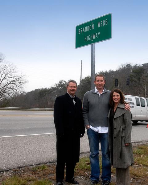 Brandon Webb Highway