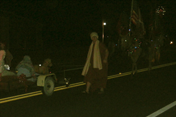Saturday, Dec. 8, Branford Area Inter-Church Ministries hosted the 2012 Annual Branford Christmas Festival and evening parade.