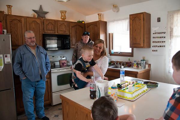 Brantley's 3rd Birthday