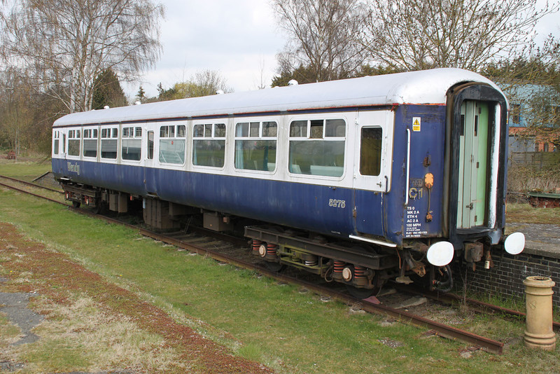 TSO 5275 'Wendy' at Braughing Old Station 07/04/12