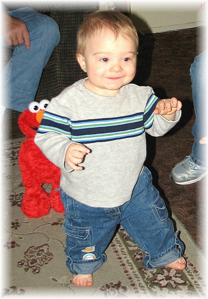 Runnin\' From Elmo