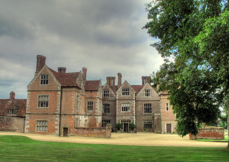 Breamore House dating from 1583.
