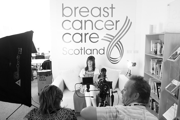 Breast Cancer Care Shoot