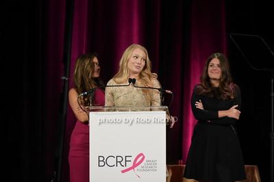 Eliana Lauder, Danielle Lauder, Rachel Lauder