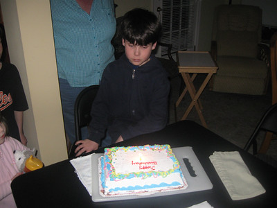 Brendan-10th BDay