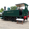 0-4-0T 30102 'Granville' at Bressingham Steam Museum.