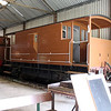 20t Brake Van DM732294 at Bressingham Steam Museum 10/08/13.