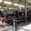0-6-0T 32662 'Martello' at Bressingham Steam Museum.