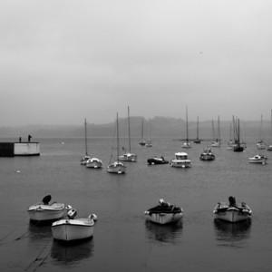 Bretagne Noir et Blanc