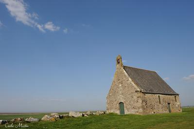 Chapelle Ste Anne, Baie du Mont-St-Michel  (2011)