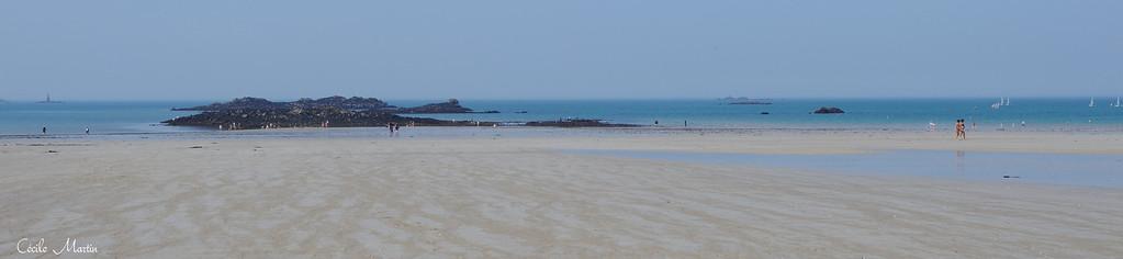 Plage de Saint-Malo (2011)