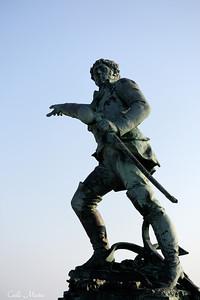 Statue de Jacques Cartier, Saint-Malo (2011)