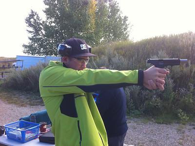 Brett Shooting Handguns