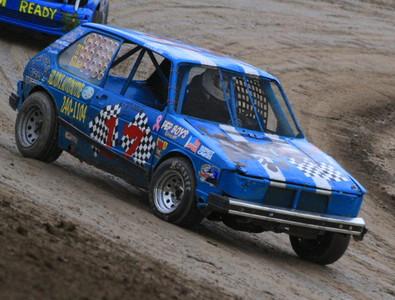 Brewerton Speedway - May 1 - Jay Fish