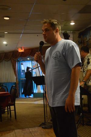 Brian Petrasek, 29 June 2014