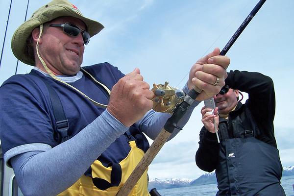 Brian's Alaska Fishing Trip