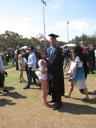 Brian's UCSD Graduation - June 15, 2013