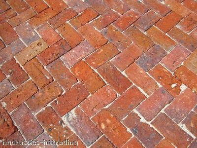 brick paver clay terracotta driveway old chicago pavers south