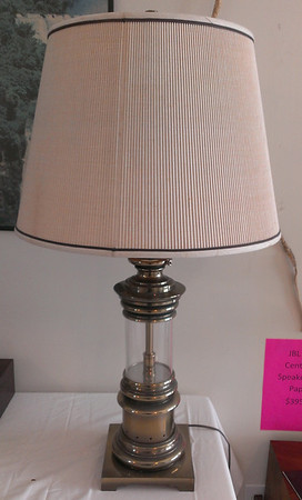 Pair of Stiffel lamps, excellent condition:  $75