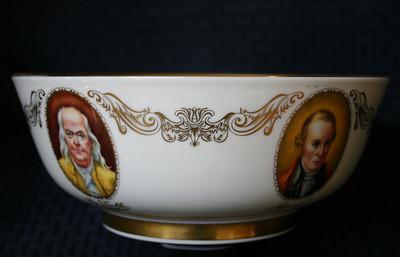 Lenox bowl:  $35