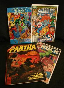 Comics:  2/$1.00
