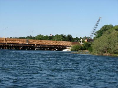 Cypress Bridge Work
