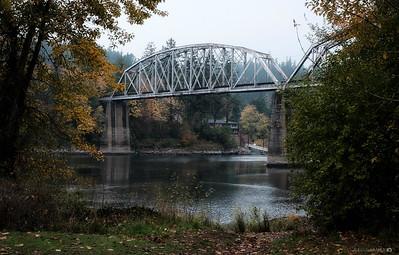 Lake Oswego Railroad Bridge