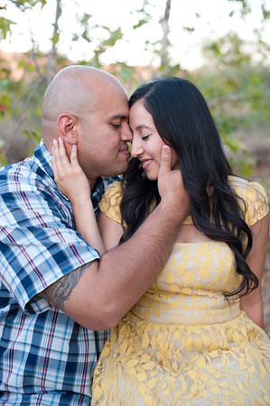 Bridgette & Juan - Engagement
