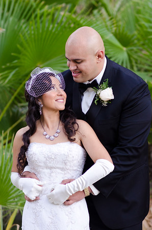 Bridgette & Juan Wedding
