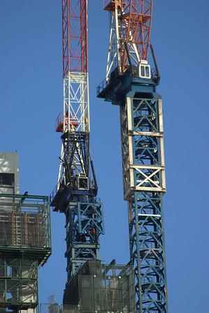 Brisbane Cranes 2004
