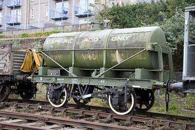 Acid Tank NoX11 Bristol Harbour Railway Museum 04/12/11