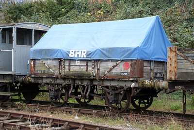61110 at the Bristol Harbour Railway Museum 04/12/11