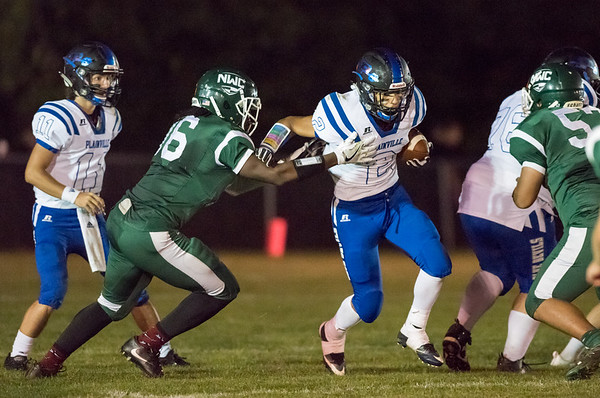 Plainville football 9-29