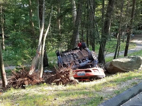 Bristol car accident