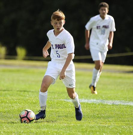 St. Paul boys soccer