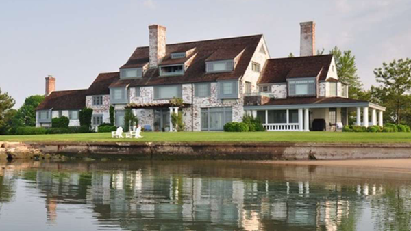 Katharine Hepburn's Connecticut estate