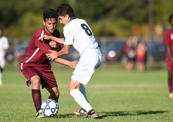 Bristol Central boys soccer 10-12