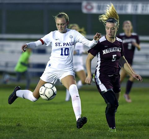 Kendall Davis St. Paul girls soccer 11-9-17