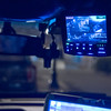 11/17/17  Wesley Bunnell | Staff<br /> <br /> A New Britain Police SUV featuring the laptop with the Mobile Data Terminal and lcd screen mounted near the rear view mirror showing the onboard camera views.