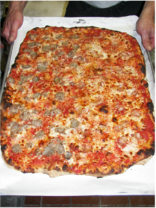 Sallys Pizza