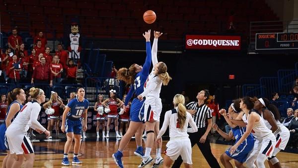 CCSU women's basketball