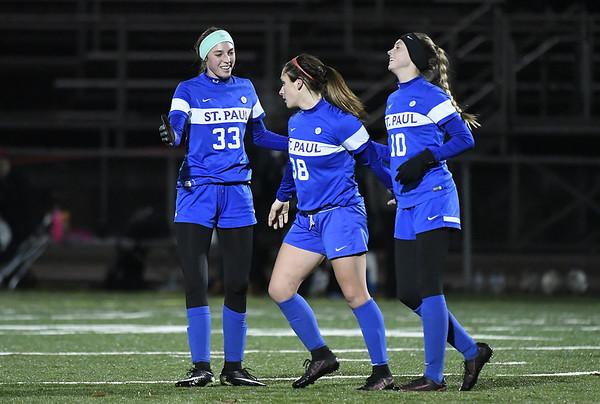 St. Paul girls soccer 12-23-17