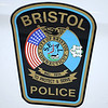 3/14/2014 Mike Orazzi | Staff<br /> Bristol police car door.