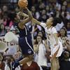 UConn Texas Basketball